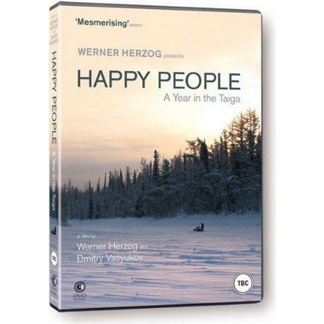 Happy People: A Year In The Taiga [DVD]